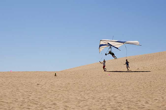 close to jockey's ridge