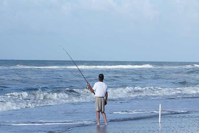 outer banks surf fishing
